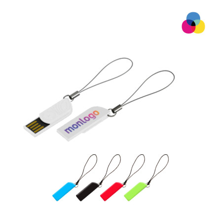 CLÉ USB PERSONNALISABLE MADE IN FRANCE 'KEYPOP'