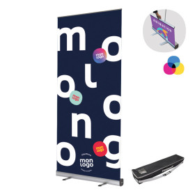 ROLL-UP PERSONNALISABLE 'ANIMATION'