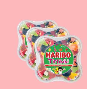 LOT DE 3 BOÎTES DE BONBONS HARIBO®
