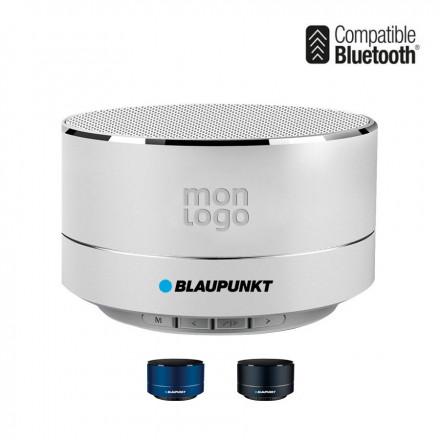 ENCEINTE BLUETOOTH® 5W LED PROMOTIONNELLE BLAUPUNKT® 'BLUES'