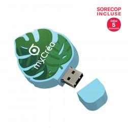 CLE USB PUBLICITAIRE 'SUR MESURE'