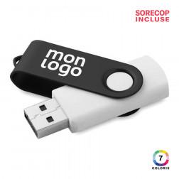 CLE USB PUBLICITAIRE 'ROTOFLASH'
