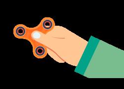 Hand Spinner : la toupie devenue phénomène !